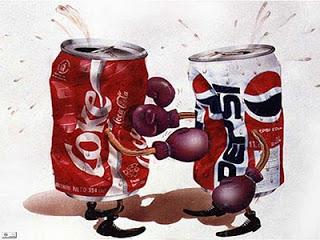 Coca Cola / Pepsi
