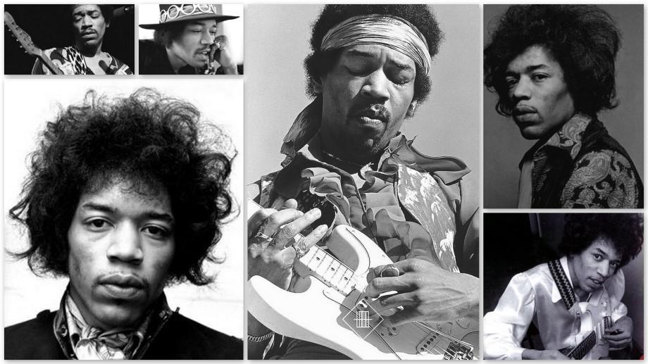 Johnny Allen Hendrix
