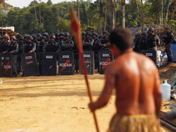amazon indians