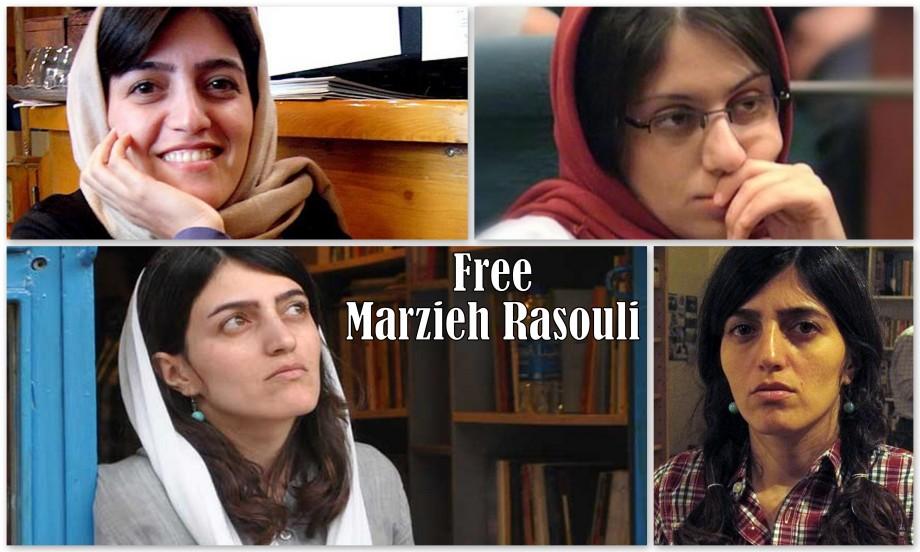 Free Marzieh Rasouli