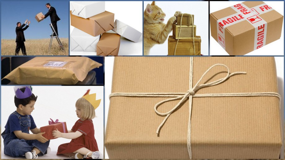 """Parcel"" compilation by Enelya Lossehelin for https://premojas.wordpress.com"