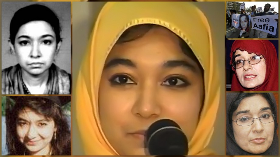 """Aafia Siddiqui"" complication by Enelya Lossehelin for https://premojas.wordpress.com"