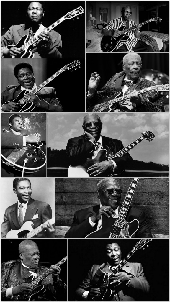 Riley B. King, known by his stage name B.B. King, was an American blues singer, songwriter and guitarist. Rolling Stone ranked King number 6 on its 2011 list of the 100 greatest guitarists of all time. Born: September 16, 1925, Berclair, Mississippi, United States Died: May 14, 2015, Las Vegas, Nevada, United States Children: Shirley King, Claudette King, Patty King