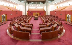 the Australian Senate this week