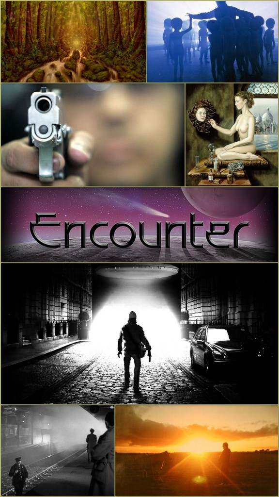 """encounter"" compilated by Abeltje Quintijn"