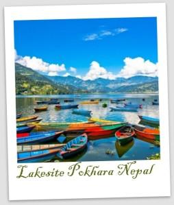 Lakesite, Pokhara, Nepal
