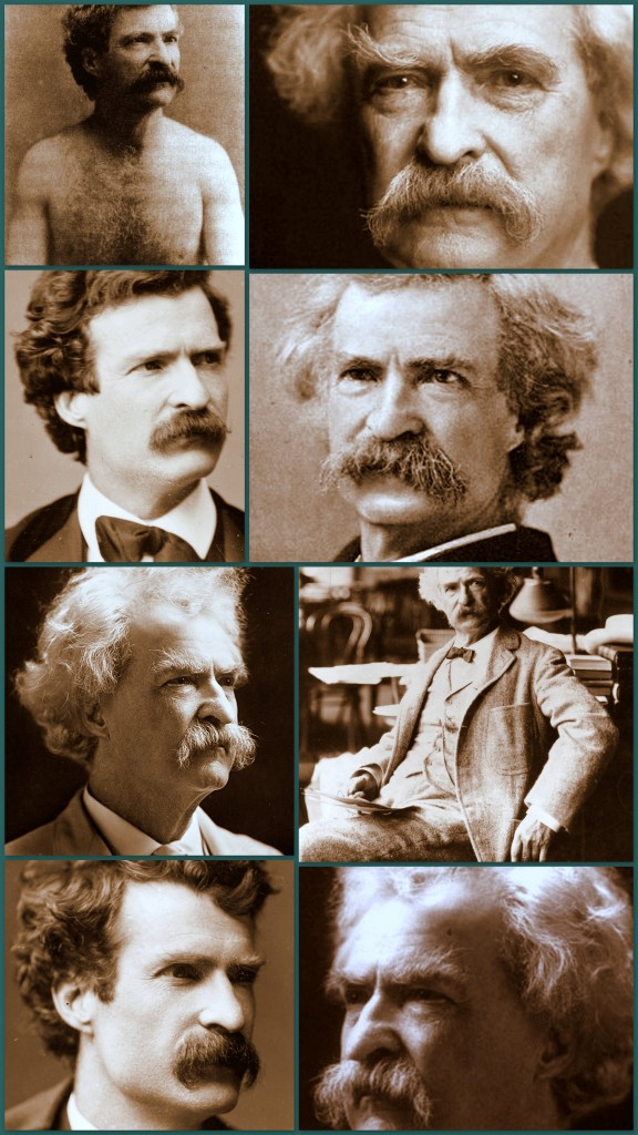 Samuel Langhorne Clemens, better known by his pen name Mark Twain, was an American author and humorist. He wrote The Adventures of Tom Sawyer and its sequel, Adventures of Huckleberry Finn, the latter often called