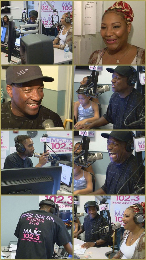 Donnie Simpson, legendary DJ returns to radio on 102.3 FM