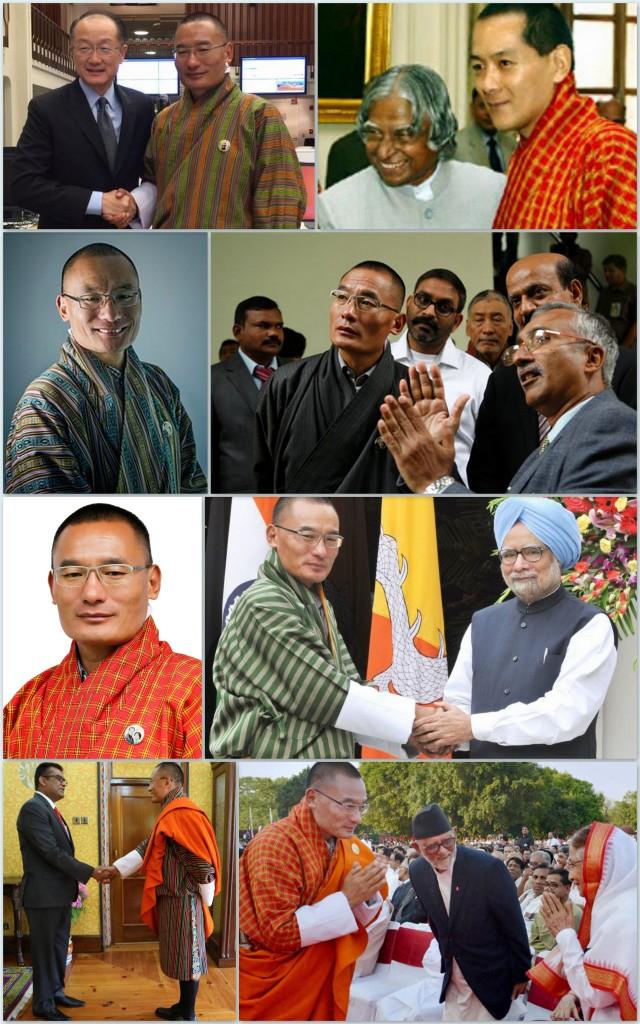 Lyonchen Tshering Tobgay