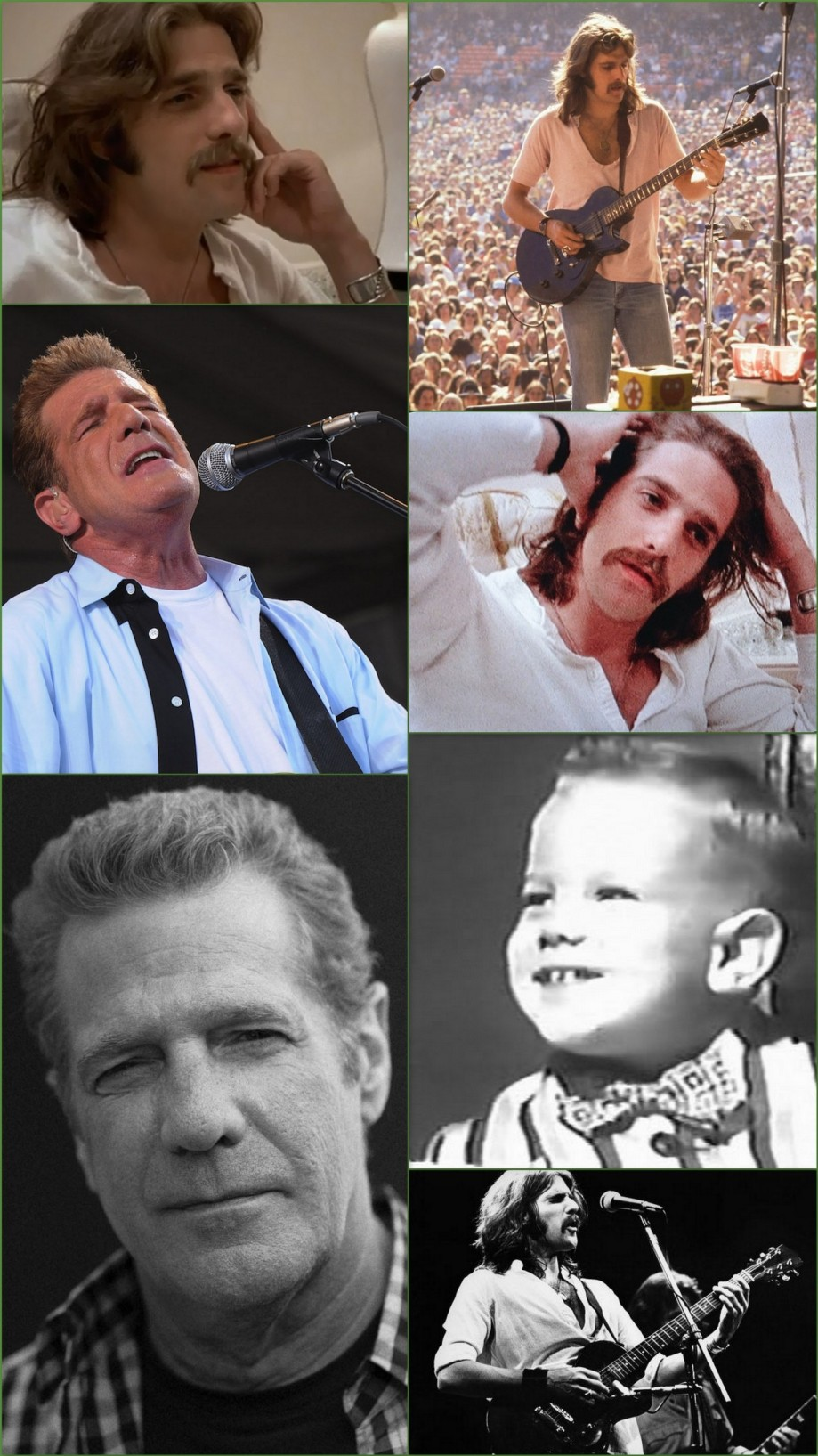 Glenn Frey no more