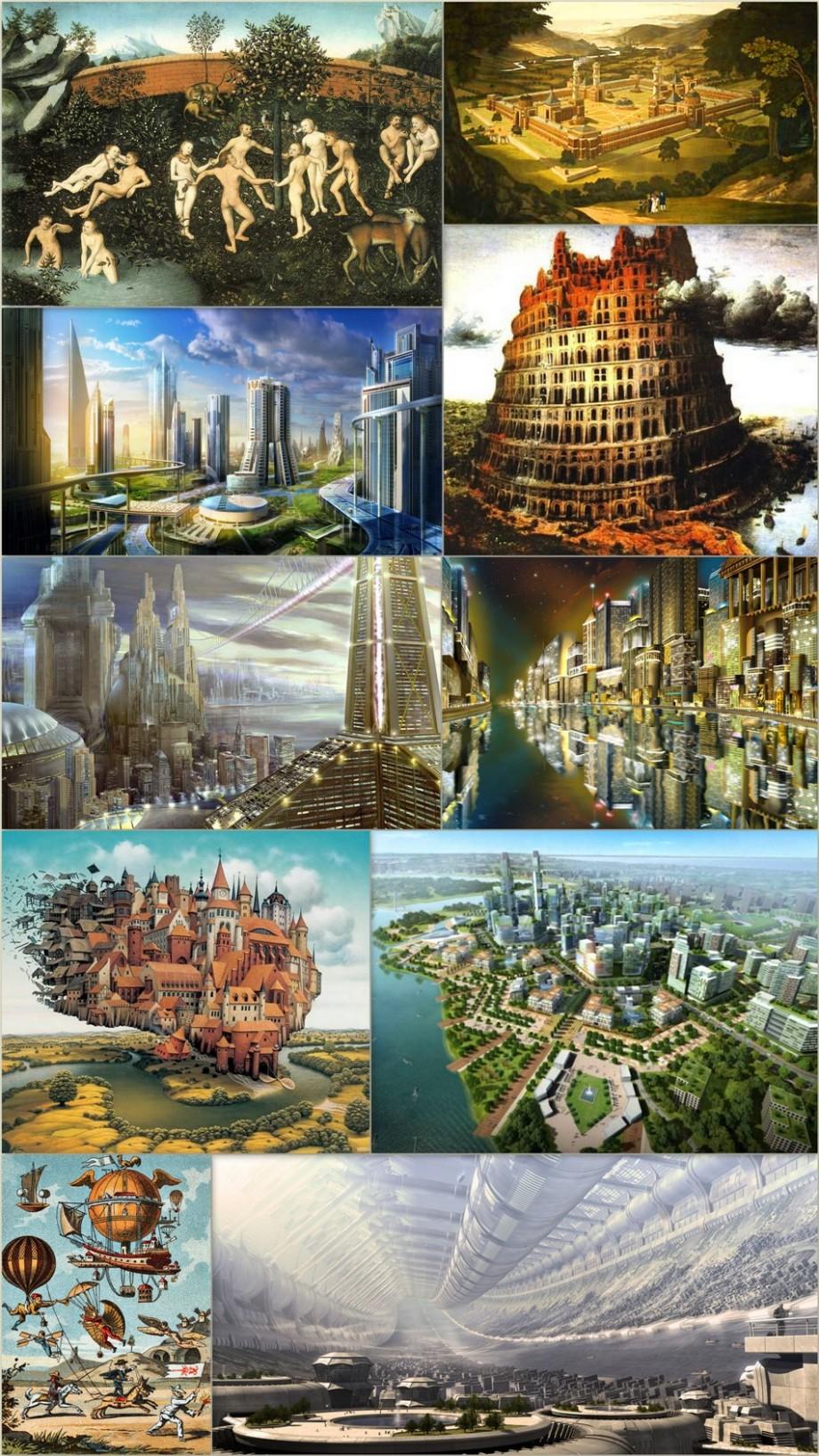 Issam Abuanza's utopian