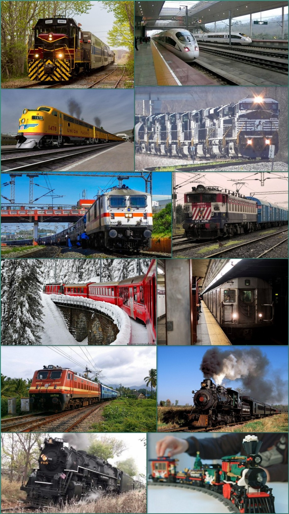 train/trein